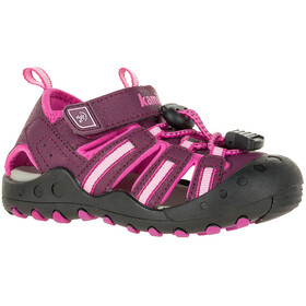 Kamik Toddlers Crab Shoes Plum-Prune